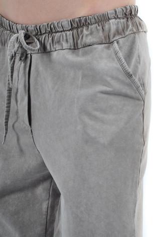 Spodnie dresowe dekatyzowane AWAY! beż