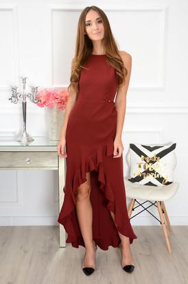 a3efeee265 Eleganckie sukienki ołówkowe za kolano Sklep cocomoda.pl 3