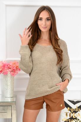 1be2e776c5e3f7 Swetry oversize długie Sklep cocomoda.pl 2