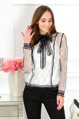 7be61f21 Eleganckie bluzki damskie sklep internetowy cocomoda.pl zaprasza 6
