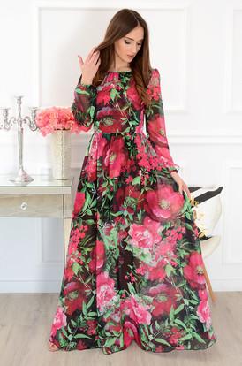 6aed6a46 Sukienki wieczorowe długie z odkrytymi plecami 2019 Sklep coc... 4