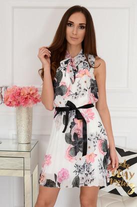 49896834cd Eleganckie sukienki do pracy w biurze Sklep cocomoda.pl