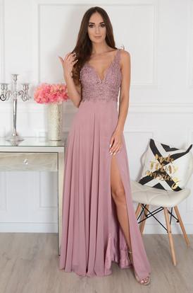 070615b693 Sukienki wieczorowe maxi sklep online cocomoda.pl