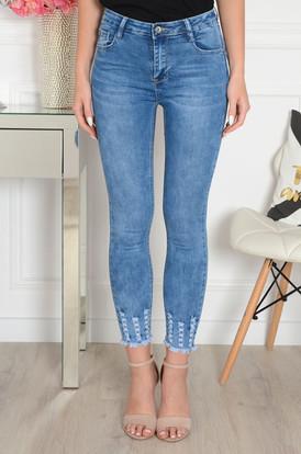 76beacc5 Spodnie jeansowe - Cocomoda.pl - odzież damska, sukienki, but...