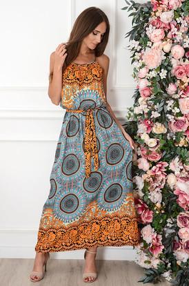 33bbe7ba Sukienki wieczorowe maxi sklep online cocomoda.pl