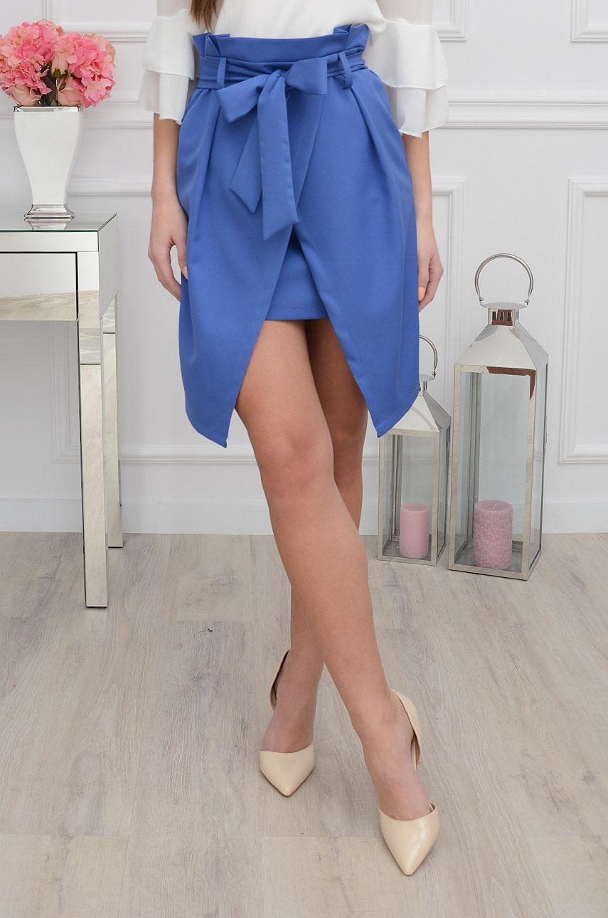 Spódnica asymetryczna Carina chaber