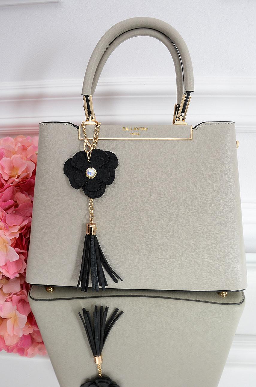 d6a5ac2a81c1b Elegancka torebka kuferek z kwiatem Sklep internetowy cocomod...